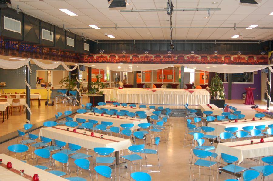 aankleding aula (2)